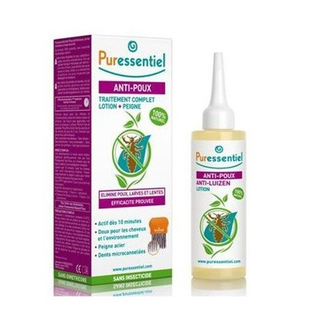 Puressentiel Anti Poux Lotion 100ml