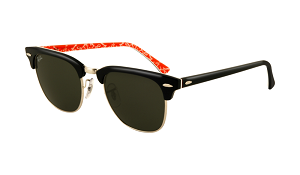 Ray Ban ClubMaster lunettes solaires RB3016 51*60 3N