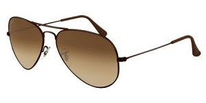Ray Ban Aviator lunettes solaires RB3362 014/51 56*14 135