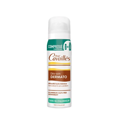Rogé Cavaillès Déo-Soin Spray Compressé Dermato 75ml
