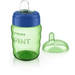 Avent nouvelle tasse verte sans anses (12M+) 260 ml