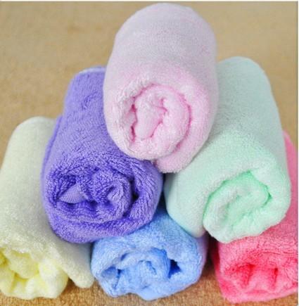 set de 6 serviettes colorées 34*24cm