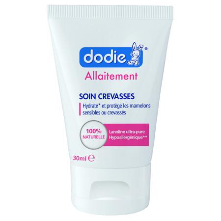 Dodie Allaitement Soin Crevasses 100% Naturelle (30 ml)