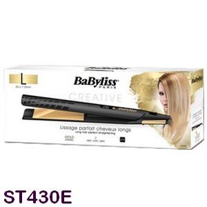 Babyliss Lisseur Gold Ceramic 35 mm ST430E