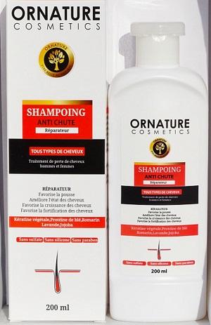 Ornature shampoing Antichute 200ml