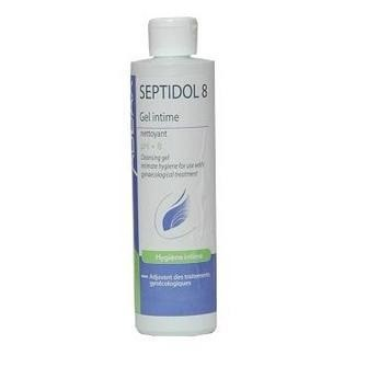Addax Séptidol PH 8 Gel Intime (250 ml)