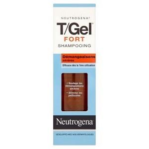 Neutrogena T/Gel Fort Démangeaisons Sévères (125 ml)