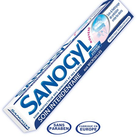 Sanogyl Dentifrice Soin Interdentaire (Tube 75ml)