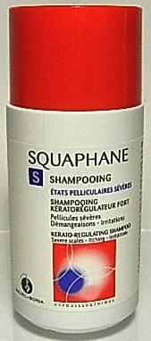 Squaphane S Shampooing Pour Pellicules Severes (125 ml)
