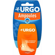 Urgo Traitement Ampoules  – grand format (5 Pts)