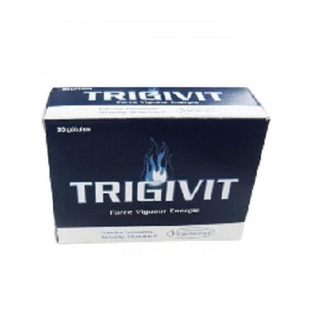 Trigivit Force Vigueur Energie 30 gélules
