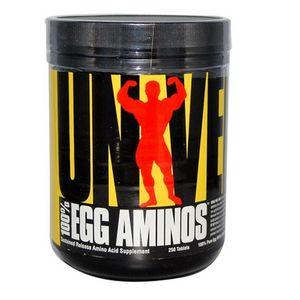 UNIVERSAL Nutrition 100 % EGG AMINOS 250 comprimés