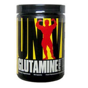 Universal nutrition Glutamine 100 Capsules 750 mg