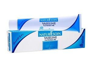 Vaseline blanche en tube