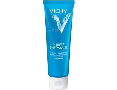 Vichy Pureté Thermale Crème Nettoyante Moussante Purifiante