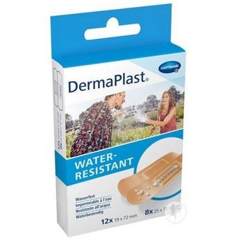 Hartmann DermaPlast Water Resistant 2 Tailles 20 Pièces