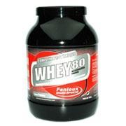 Whey 80 de Fenioux poudre complexe protéinique assimilation Rapide (750 g)