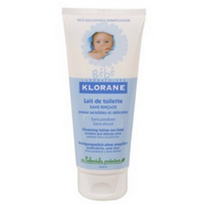 Klorane Lait de Toilette Protecteur (200 ml)