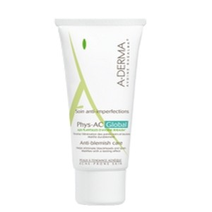 A-derma Soin anti-imperfections PHYS-AC 40 ml