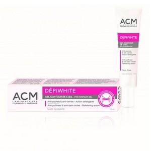 ACM Dépiwhite Gel Contour Yeux