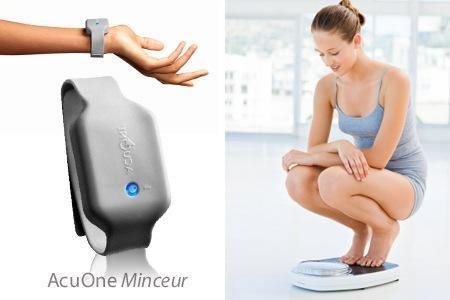 AcuOne Bacelet Minceur coupe faim par mini-impulsions électriques