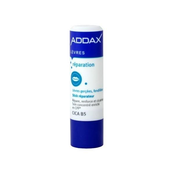 Addax CICA B5 Stick Lèvres (4 g)
