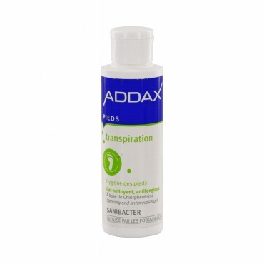 Addax Sanibacter Gel Nettoyant Antifongique