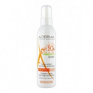 A-Derma Protect Kids Spray Enfant Très Haute Protection SPF50+ (200ml)
