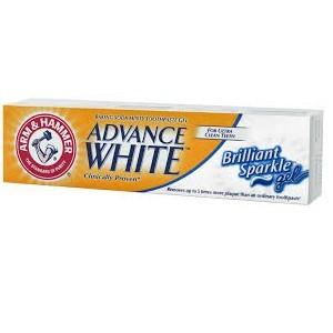 Arm&Hammer Advance white gel dentifrice brilliance 115g