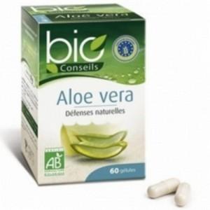 Yves Ponroy Bio Conseils Aloe Vera 60 Gélules