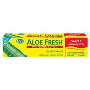 ALOE FRESH Action Blanchissante Gel Dentifrice 100 ml
