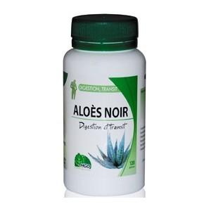 MGD Aloé Noir 270 mg 120 Gelules