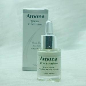 Amona sérum éclaircissant à base d'huile essentielle de rose musquée 15ml