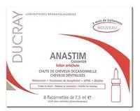 Ducray Anastim Concentré Lotion Antichute (8 x 7.5 ml)