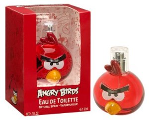 Angry Birds Eau de Toilette 50 ml