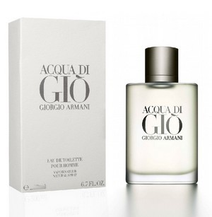 Parfums Les Toilette Giorgio Armani Eau De Acqua Gio Di Homme b7gf6y