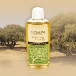 Argaline huile anti-chute et réparatrice (100ml)