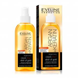 Eveline Argan Keratine shampooing 8 en 1, 150ml