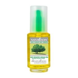 NaturEsoin huile d'Argan vierge naturelle non torréfiée flacon en verre 50 ml