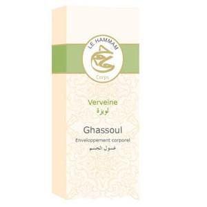 Arganis Le Hammam Ghassoul Corps parfumée Verveine – 100g