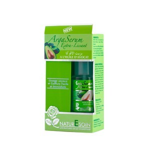Nature Soin Argaserum Extra-lissant à l'huile d'avocat 50ml