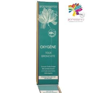 Aromessence Oxygène Toux Bronchite 30 ml