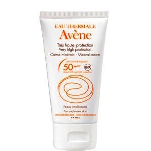 Avène Crème Minérale Solaire Très haute protection SPF50 (50 ml)