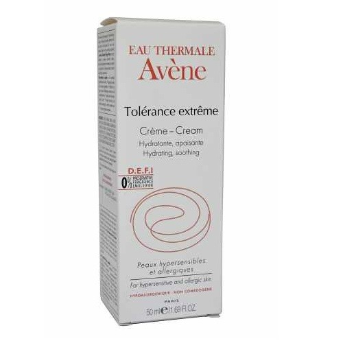 Avène tolérance Extrème DEFI Crème (50 ml)