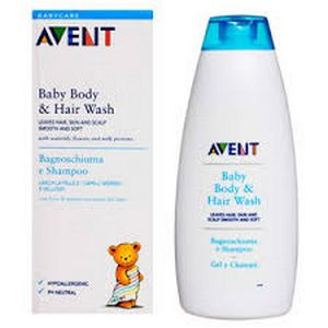 Philips Avent Baby Body & Hair Wash 400 ml