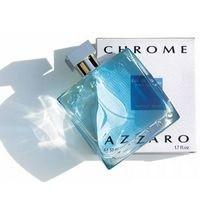 Azzaro Chrome Eau de Toilette Vaporisateur pour homme 50 ml