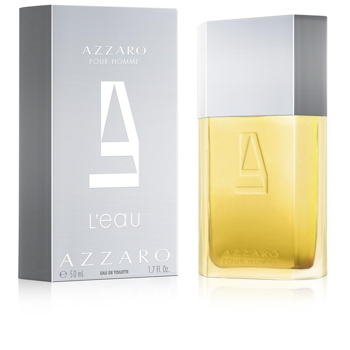 l 39 eau azzaro pour homme eau de toilette 100ml parapharmacie au maroc. Black Bedroom Furniture Sets. Home Design Ideas