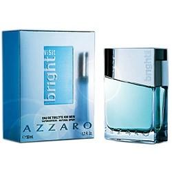 Azzaro Bright Visit Eau De Toilette Vaporisateur Pour Homme 50 Ml