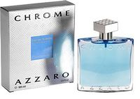Azzaro Chrome sport, eau de toilette homme 100ml