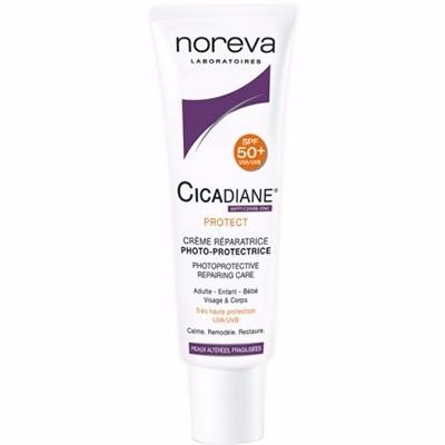 NOREVA Cicadiane PROTECT Crème Réparatrice SPF50+ 40ML